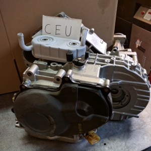 "Eurovan Transmission ""CEU"""